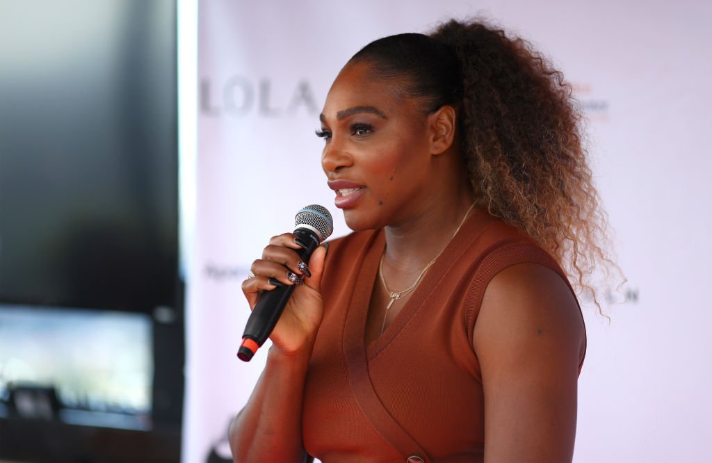 Serena Williams attends Serena Williams and Yetunde Price Resource Center celebrate Home Bridge Partnership with Apartment List at Harriet's Rooftop | Photo: Getty Images