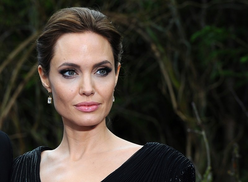 Angelina Jolie on May 8, 2014 in London, England | Photo: Getty Images