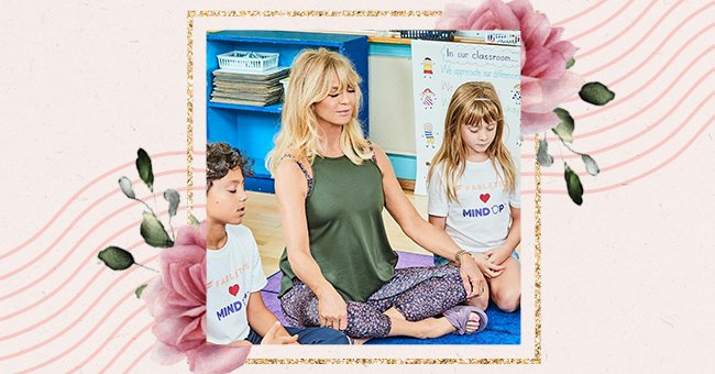 Goldie Hawn Opens Up About Her Mental Health