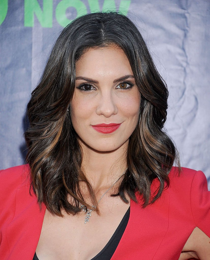 Daniela Ruah attends the 2015 Summer TCA Party in West Hollywood, California on August 10, 2015   Photo: Getty Images