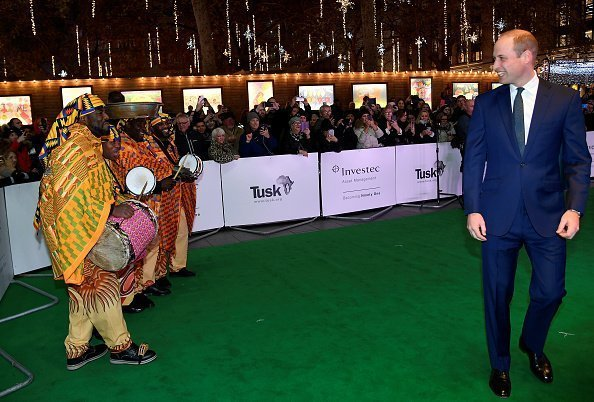 Prince William, Duke of Cambridge attends the Tusk Conservation Awards at The Empire Cinema in London, England | Photo: Getty Images