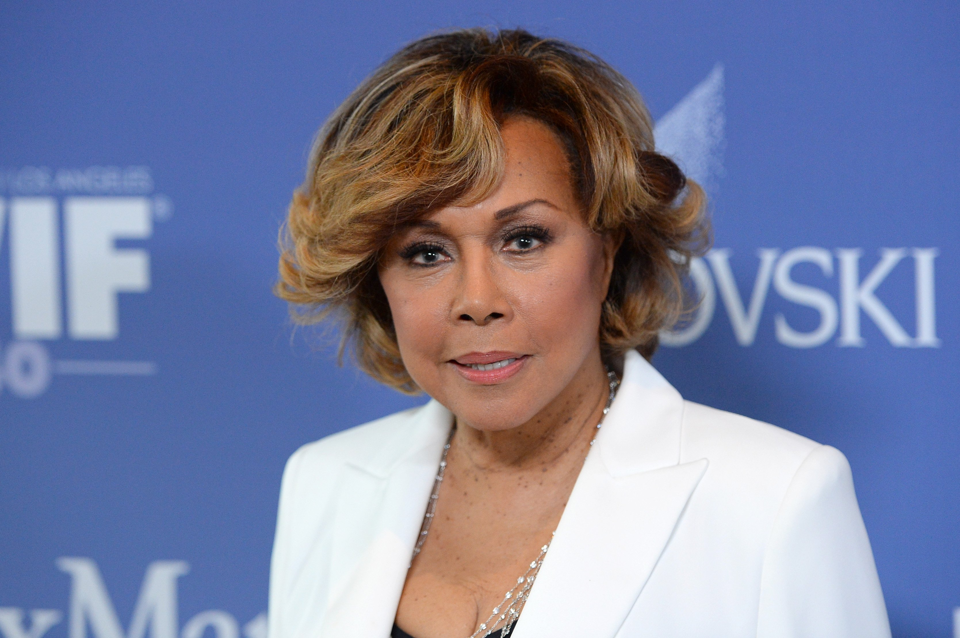 Diahann Carroll at the Women In Film's 2013 Crystal + Lucy Awards at The Beverly Hilton Hotel on June 12, 2013 | Photo: Getty Images