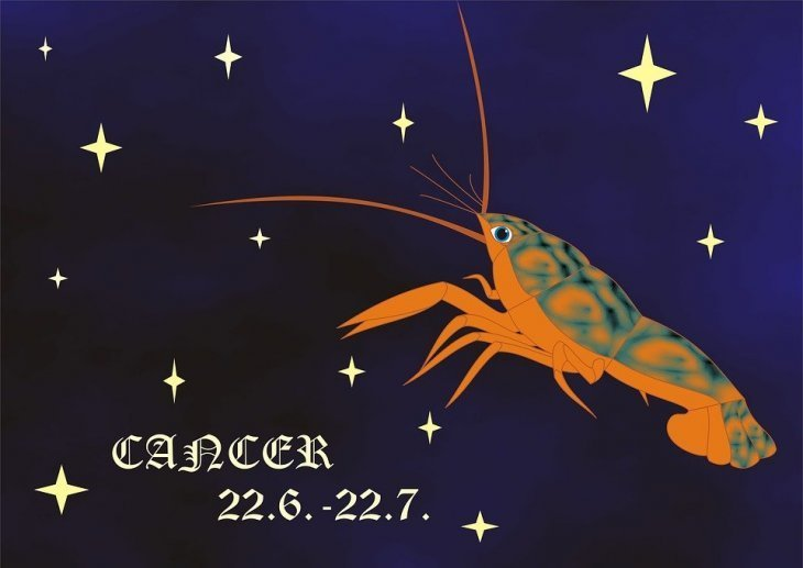 Signo de Cáncer. | Imagen: Pixabay