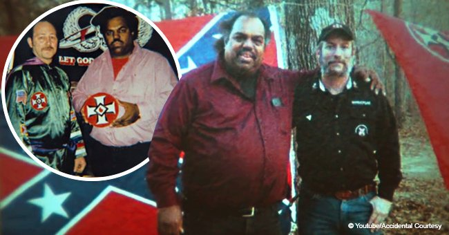 Meet the Black man who has convinced 200 White supremacists to leave the KKK