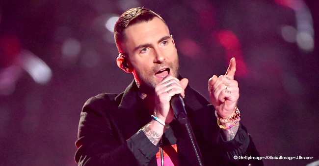 Adam Levine Has a Hilarious Way of Describing Blake Shelton