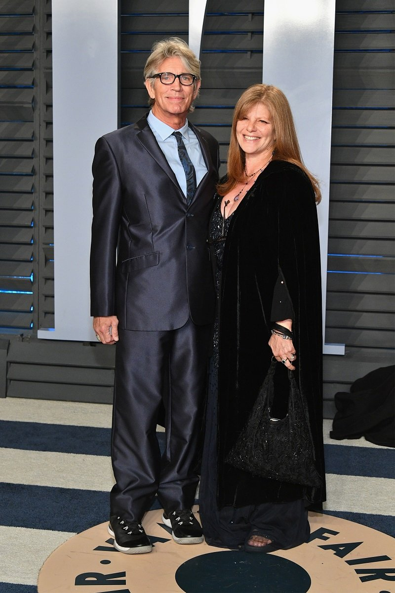 Eric Roberts and Eliza Roberts on March 4, 2018 in Beverly Hills, California | Photo: Getty Images