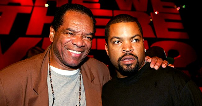 Ice Cube Shares Tribute to Late John Witherspoon for 20th Anniversary of 'Next Friday'