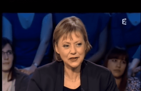 Dorothée - On n'est pas couché 20 mars 2010 #ONPC. | Photo : Youtube/ On n'est pas couché