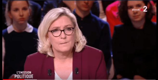 Madame Le Pen, vous ne comprenez rien au peuple, à la banlieue - Meriem Derkaoui | Youtube /  PCF - Parti communiste français
