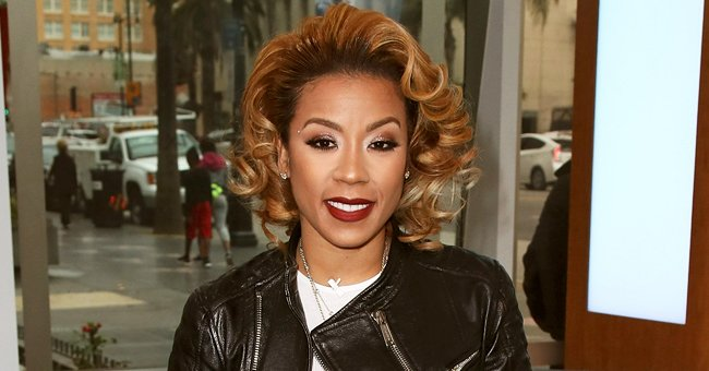 See Keyshia Cole's Two Sons' Brotherly Bond in Adorable Photos as They Work Out in Black Outfits