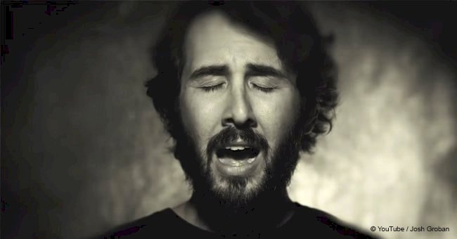 Josh Groban's latest album carries a powerful message about rising above obstacles on our path