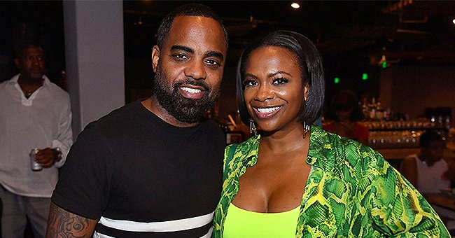Kandi Burruss' Son Ace Tucker Shows off His Black and White Outfit in Adorable New Pictures