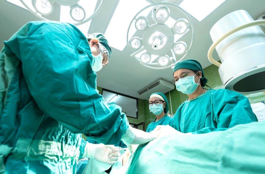 Cirugía.| Imagen tomada de: Pixnio