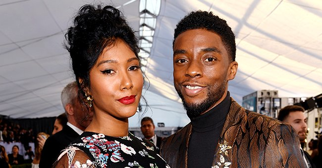 Chadwick Boseman Married Taylor Simone Ledward before His Death, His Family Reveals