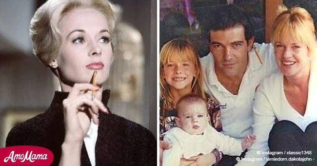 Antonio Banderas' Daughter Is All Grown-up Now as She Takes after Her Famous Grandmother