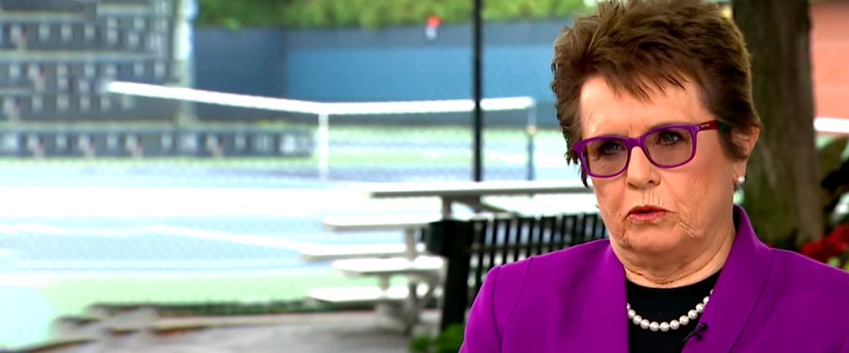 Billie Jean King's Dramatic Outing — She Was Still Married to Larry King When It Happened