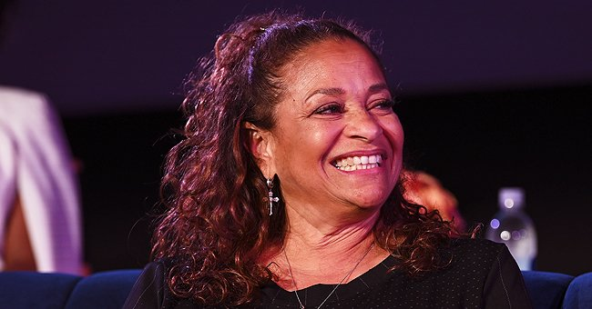 Debbie Allen Shows Her Amazing Dance Moves during Dance Class with Jaquel Knight