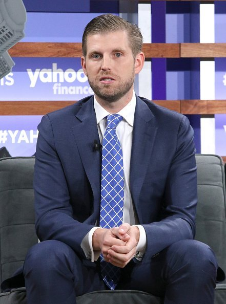 Eric Trump attends the Yahoo Finance All Markets Summit at Union West Events on October 10, 2019 | Photo: Getty Images