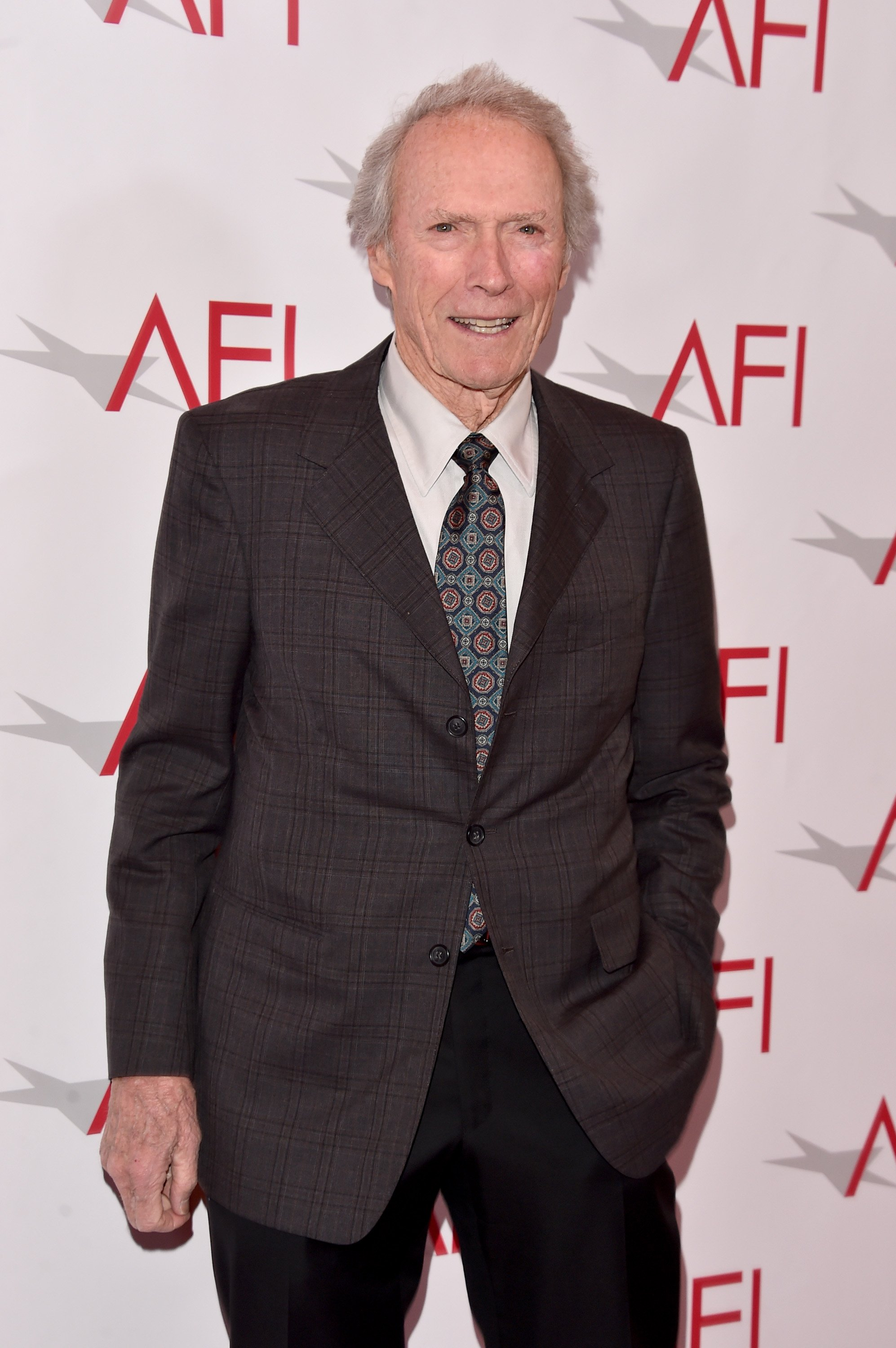 Clint Eastwood at the 17th annual AFI Awards on January 6, 2017 | Photo: GettyImages