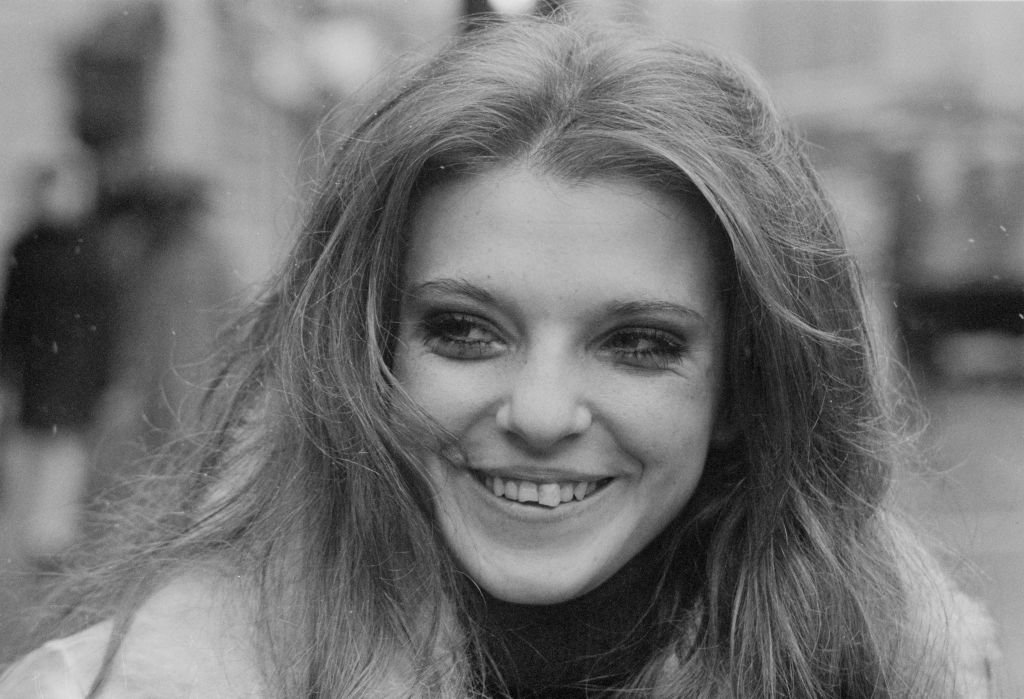 Mary Austin à Londres en janvier 1970. l Source : Getty Images