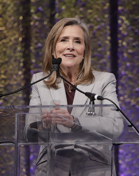 Meredith Vieira at Fontainebleau Hotel on January 21, 2020. | Photo: Getty Images