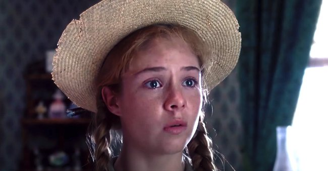 Anne Shiley from the Anne of Green Gables trailer. | Photo: Youtube/@ Sullivan Entertainment