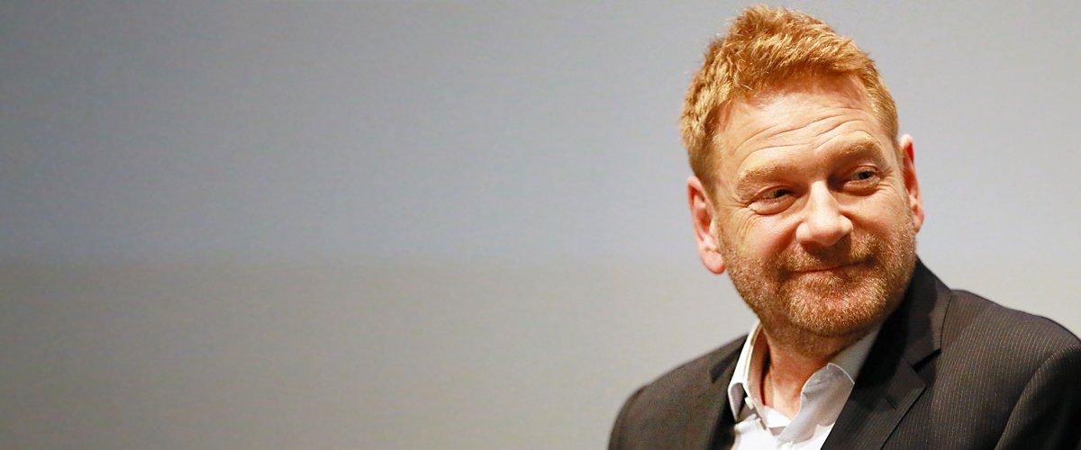 Kenneth Branagh speaks during Q&A at The Landmark on May 08, 2019 | Photo: Getty Images