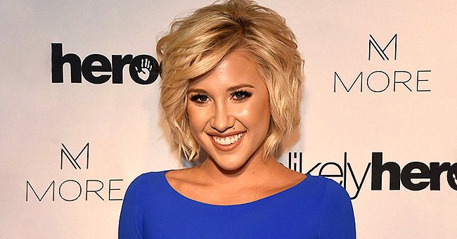 Savannah Chrisley Shows off Tiny Waist and Toned Legs and Asks COVID-19 Not to Disturb Her