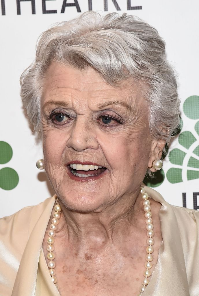 Angela Lansbury assiste au Gala 2017 du Irish Repertory Theatre Theatre à l'hôtel à New York. | Photo : GettyImage