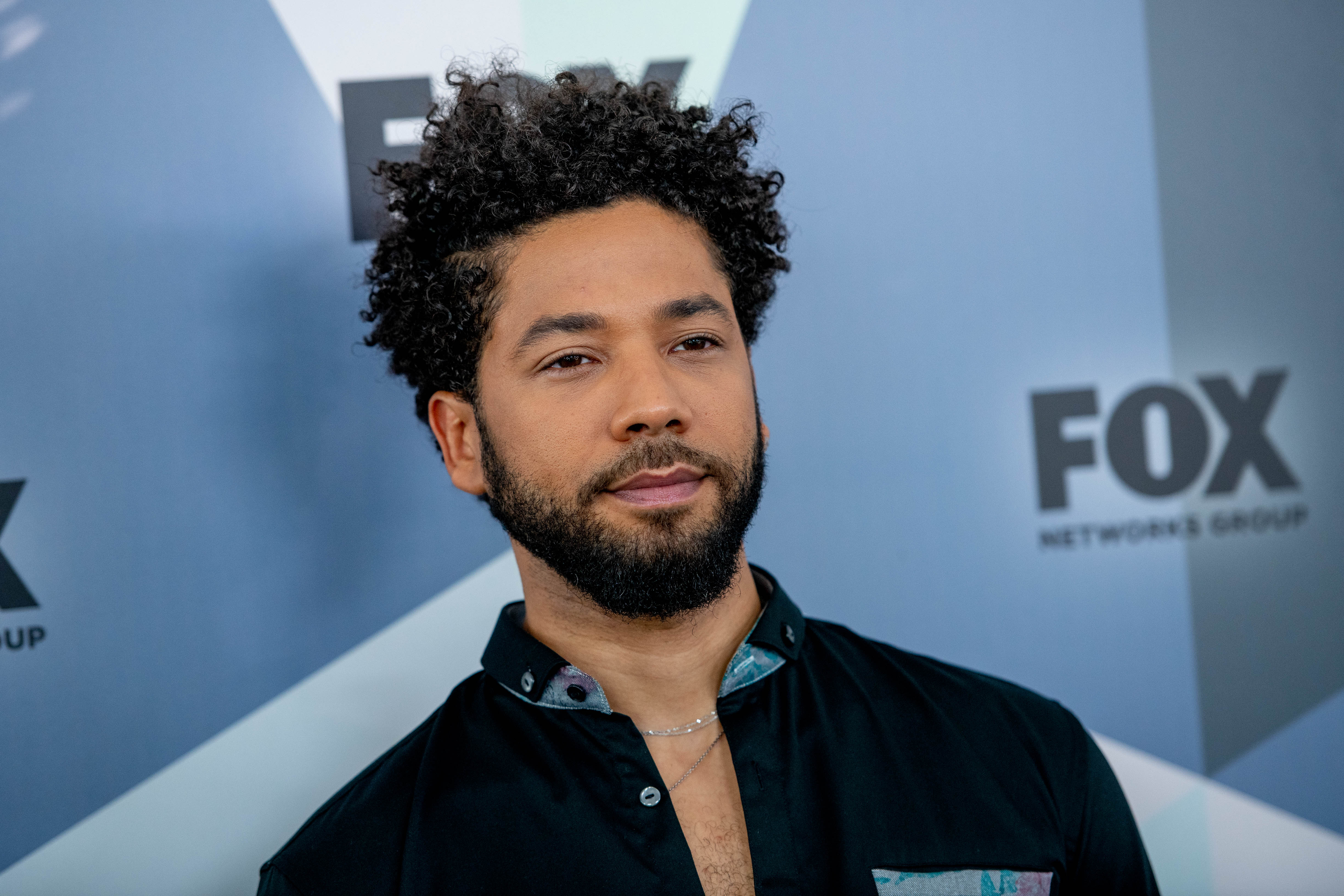 Jussie Smollett attends the 2018 Fox Network Upfront. May, 2018. | Photo: GettyImages/Global Images of Ukraine
