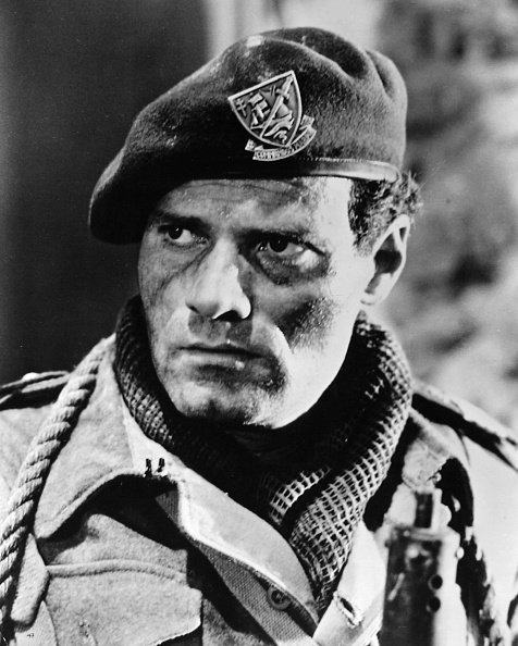 """Christian Marquand dans """"The longest Day"""" 1962. 