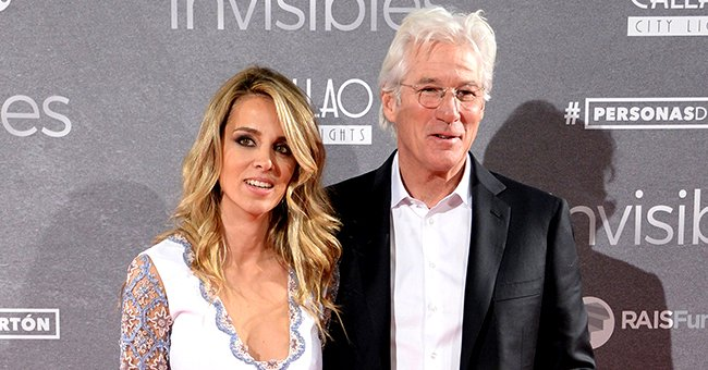 Richard Gere Just Turned 71 — Get to Know Three of His Hansome Sons