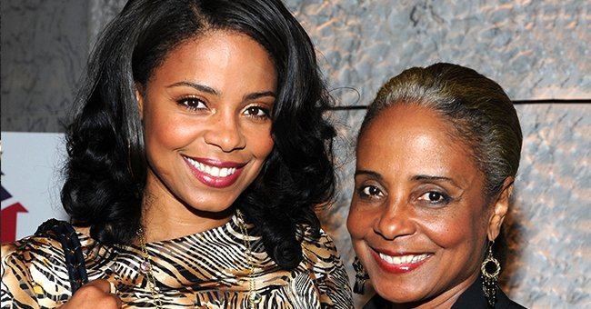 Sanaa Lathan Looks Back to When Mom Eleanor McCoy Was on Her Way to MLK March – See the Rare Photo