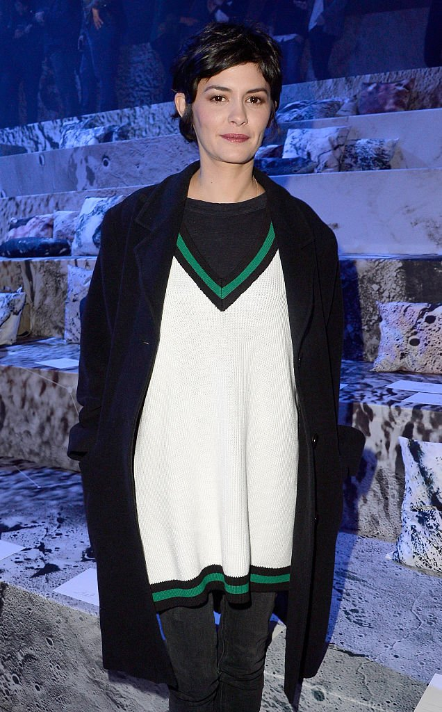 Audrey Tautou en 2015. l Source : Getty Images