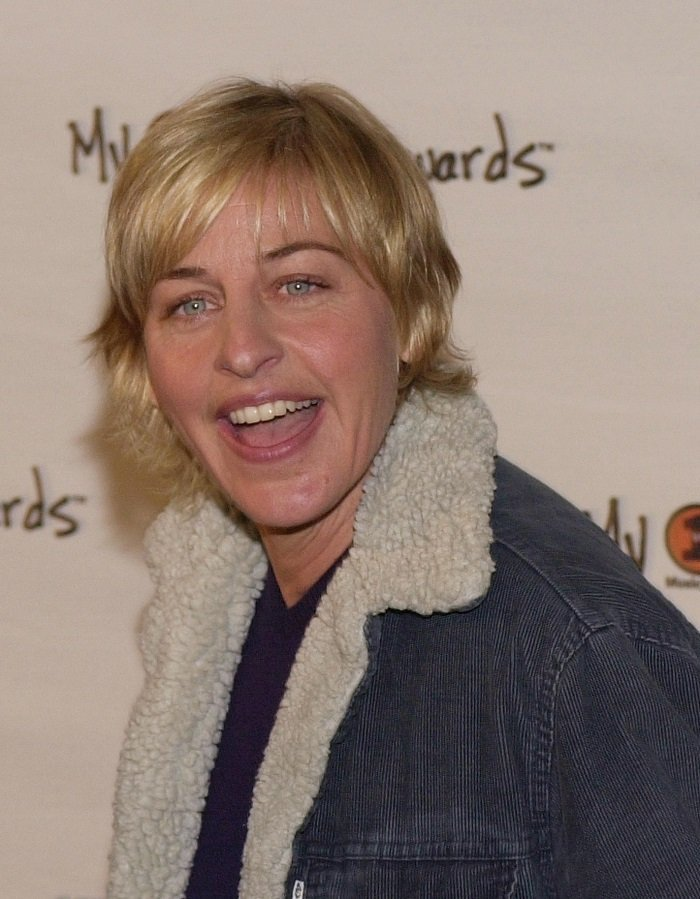 Ellen Lee DeGeneres, animatrice de télévision et écrivaine américaine. | Photo : Getty Images