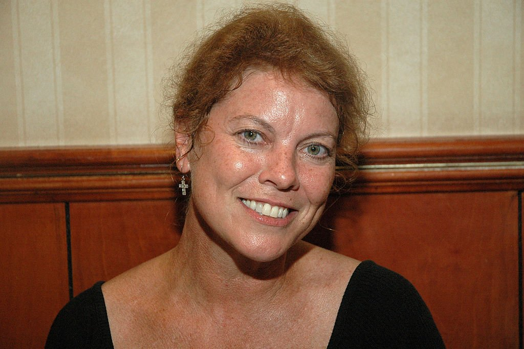 Erin Moran during Halloween Extravaganza at the Chiller Theater in New Jersey, on October 28, 2006   Source: Getty Images