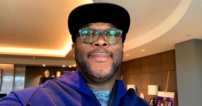 Tyler Perry Shares Photo of Ashy Hand as He Reminds Fans to Stay Safe & Wash up Amid COVID-19 Spread