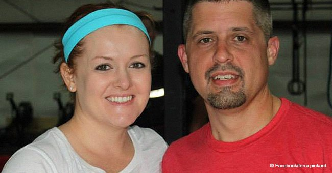 Wife of man killed in Illinois mass shooting received devastating last message from her love