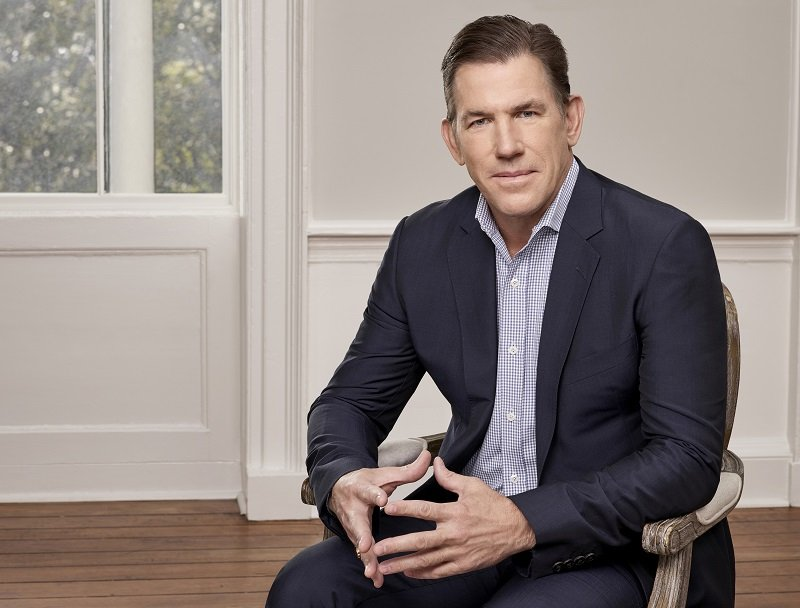 "Portrait of Thomas Ravenel for the fifth season of ""Southern Charm"" in February 2018 