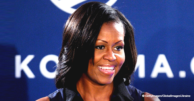 Michelle Obama Dazzles in a Sparkly Jacket on the Toronto Stop of Her Book Tour