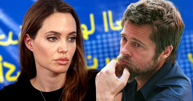 Angelina Jolie Gets Candid in an Interview as She Breaks Her Silence on Divorcing Brad Pitt