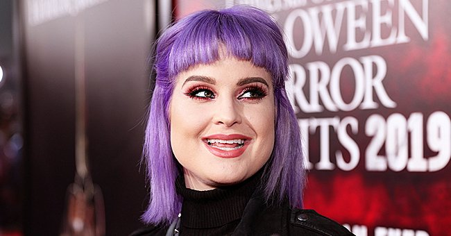 Kelly Osbourne Reveals Unicorn-Colored Tresses in a New Instagram Photo