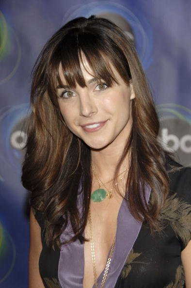 Lisa Sheridan, ABC Winter Press Tour All Star Party, 2006 | Quelle: Getty Images