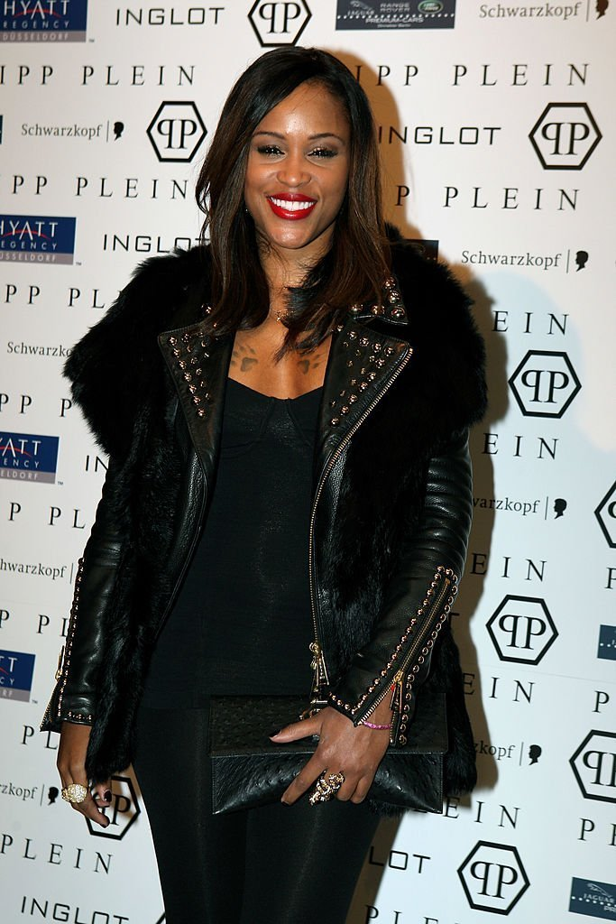 Eve Jihan Jeffers arrives on the red carpet at Grand Store Opening 'Philipp Plein' | Photo: Getty Images