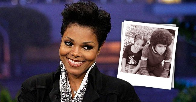 Janet Jackson and her brother Michael Jackson. | Photo: Getty Images Instagram/Janetjackson