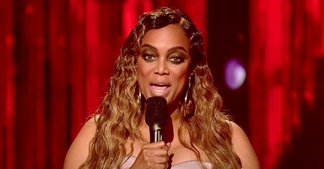DWTS Team Defends Tyra Banks Following Monday Night's Elimination Mess-up