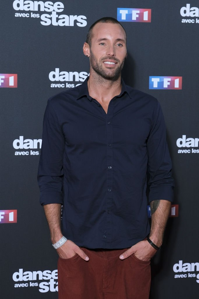 "Sami El Gueddari assiste au ""Danse Avec Les Stars"" Photocall à TF1 le 04 septembre 2019 à Boulogne-Billancourt, France. 