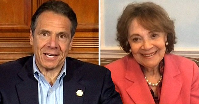 Andrew Cuomo's Mom Matilda Makes Rare TV-Appearance with Him on Mother's Day