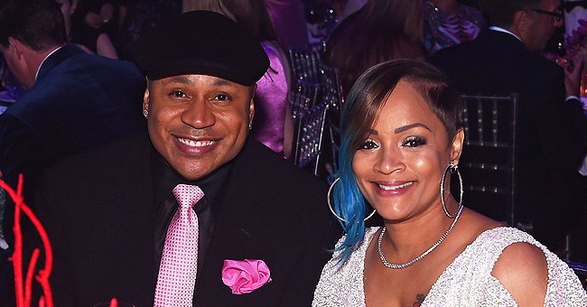 LL Cool J's Wife Simone Wishes Her Eldest Daughter and Her Husband a Happy Anniversary