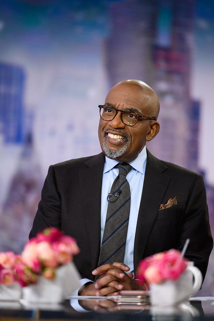 """Al Roker photographed in the studio of """"Today"""" on NBC in February 2020. I Image: Getty Images."""